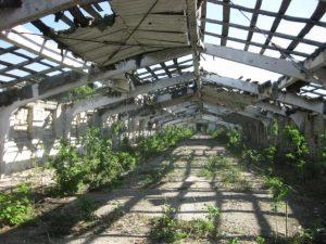 COLOR hadarauti kolhoz ruine 3