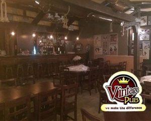 vintage pub (foto pentru ultima soaptă)