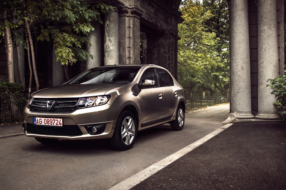 test drive cu dacia logan prestige ziarul de arges. Black Bedroom Furniture Sets. Home Design Ideas