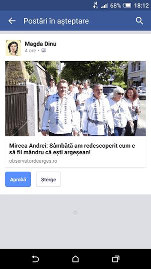 23 mai Mircea Andrei penibil 1