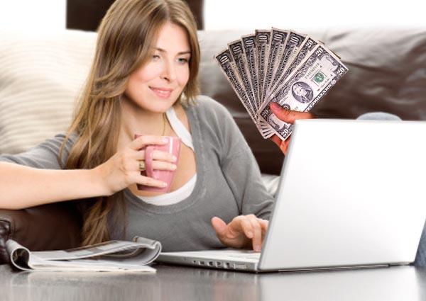 cum să faci bani stând acasă