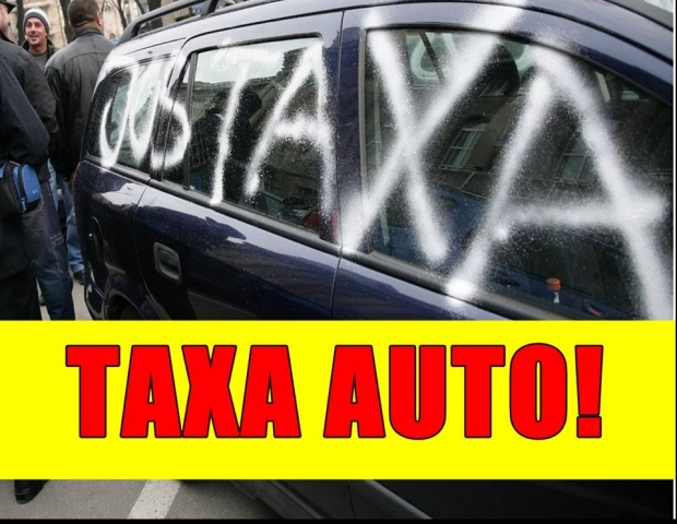 Calculator taxa auto 2018: cum se calculează noul timbru.